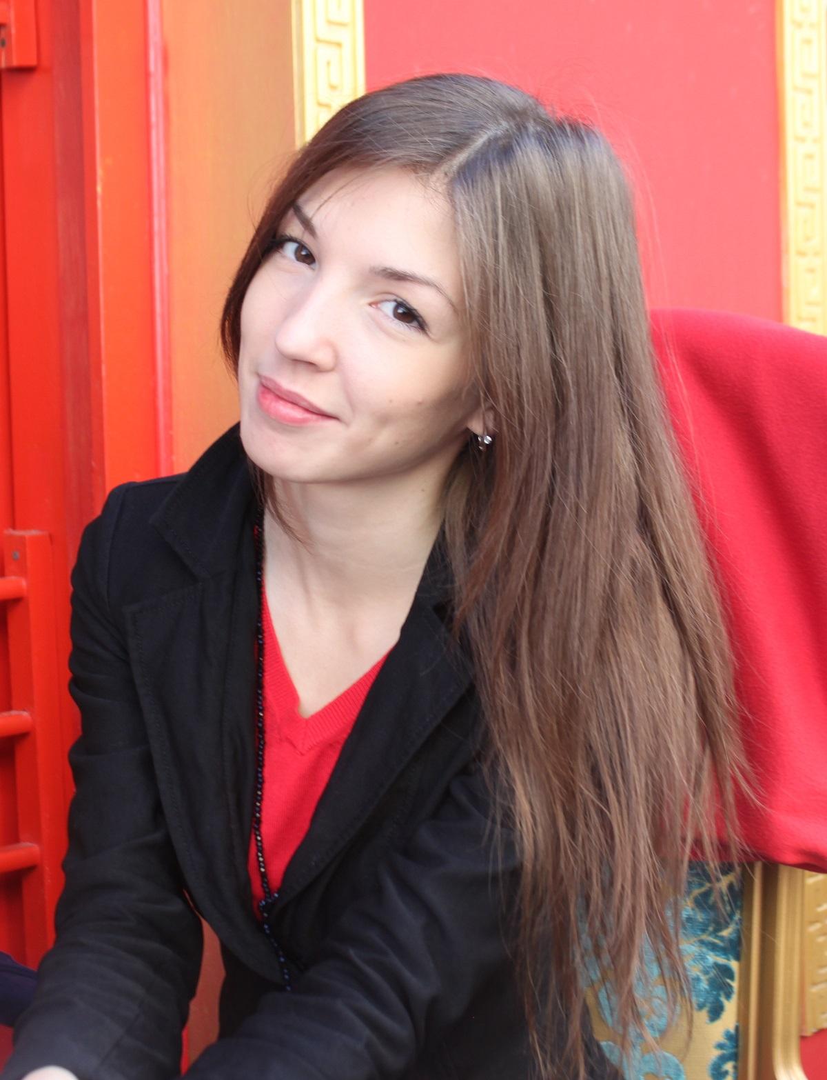 Евгения Купцова