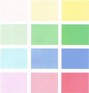Цветовая гамма современного кантри стиля