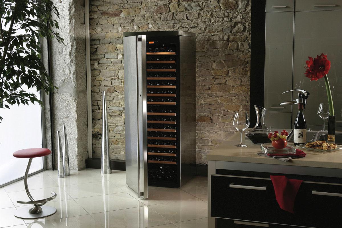 Дизайн лофт холодильника