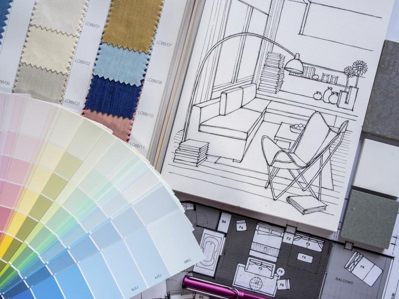 Как создать дизайн проект