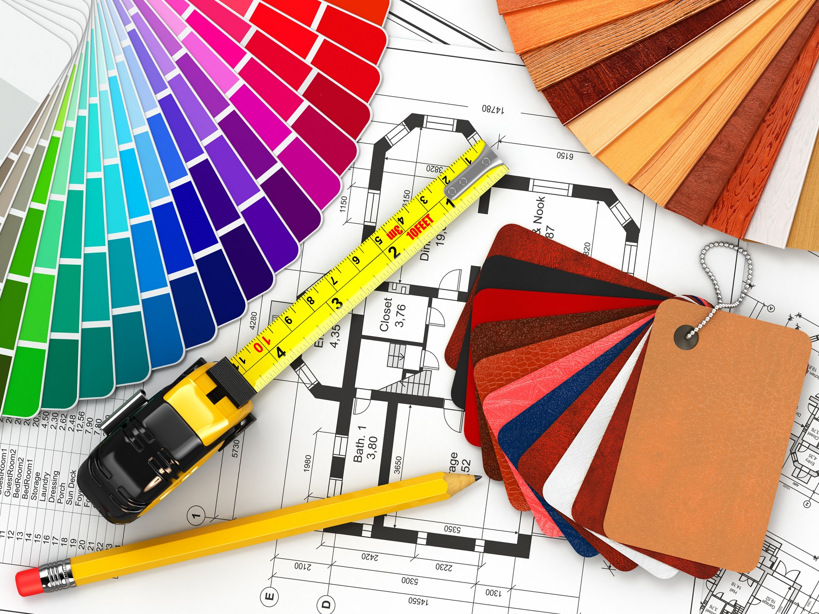 Как создать дизайн проект самостоятельно