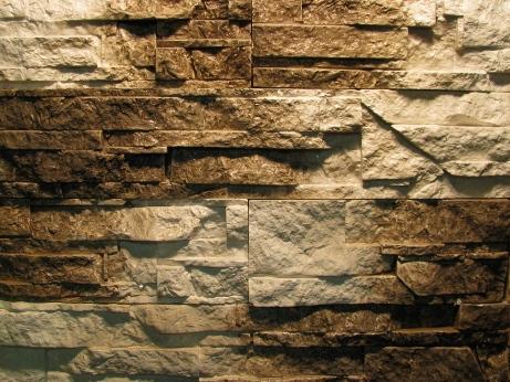 Декоративный камень в дизайне кухни - 3