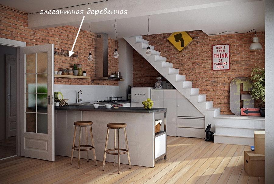 Декор на кухне