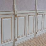 Интерьер в классическом стиле - стены -3