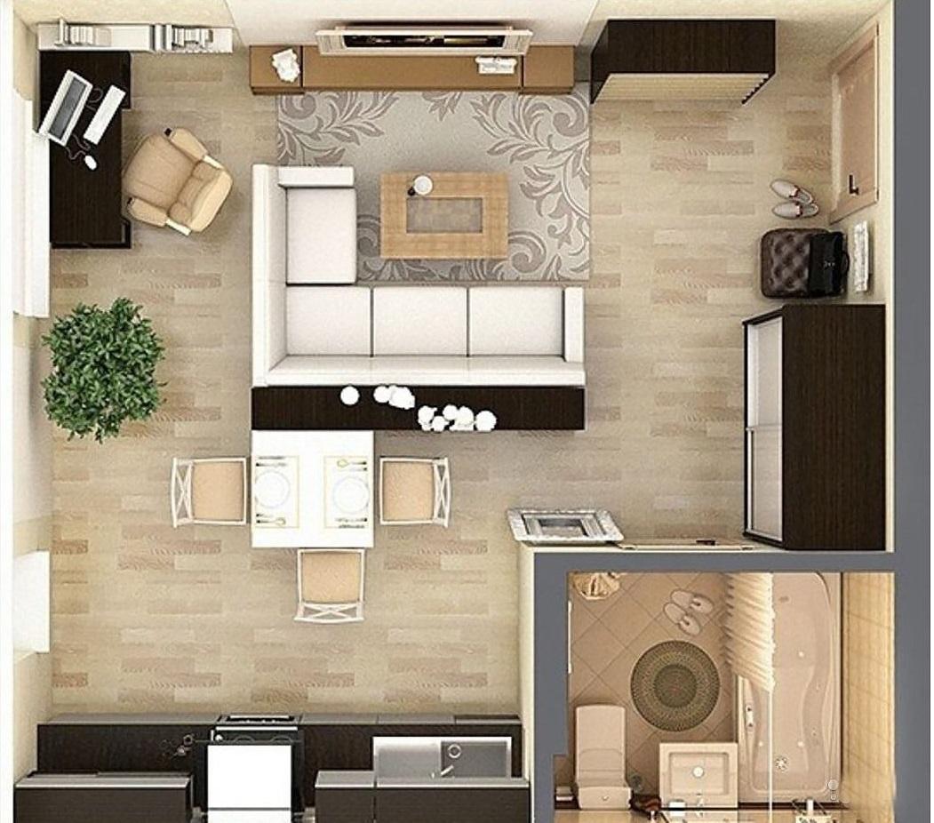 Как придумать дизайн комнаты планировка интерьера