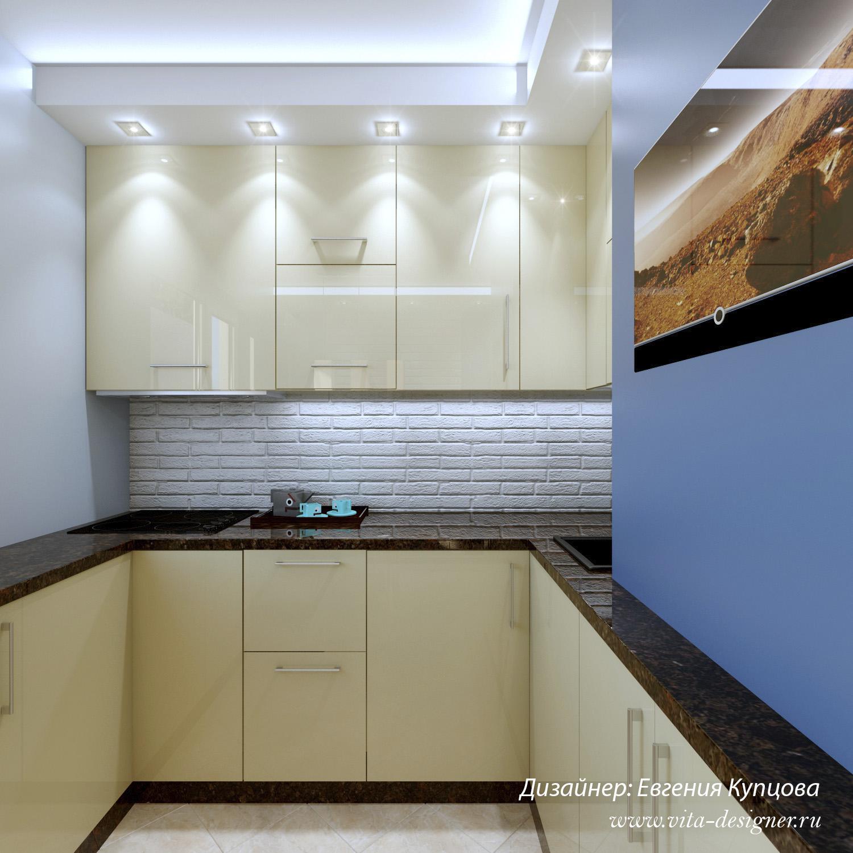 кухня 2 студия дизайна