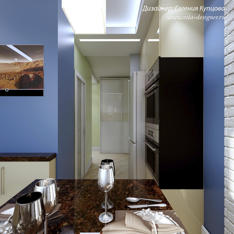 студия дизайна кухня 3